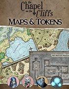 The Chapel on the Cliffs - Maps & Tokens